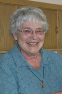 Sister Macrina Scott, O.S.F.