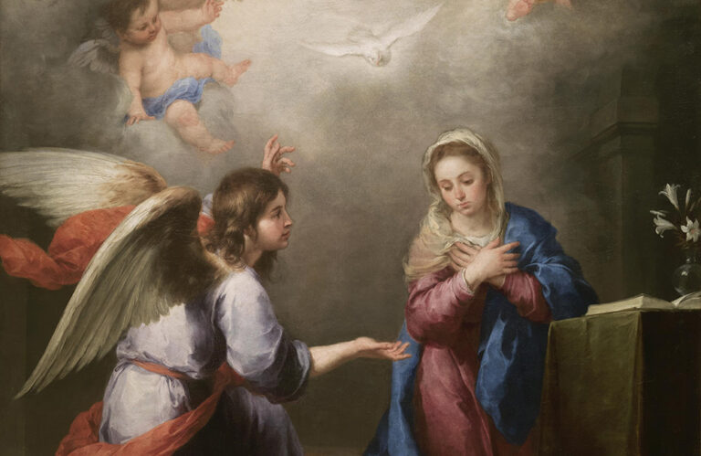 Mother Mary: Modeling joy even in suffering