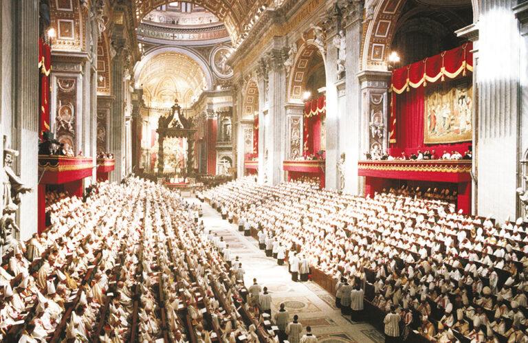 Vatican II on Catholics in public life
