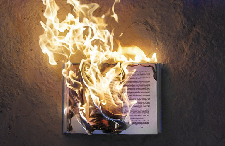Banned books: Pushing back against the new ideology